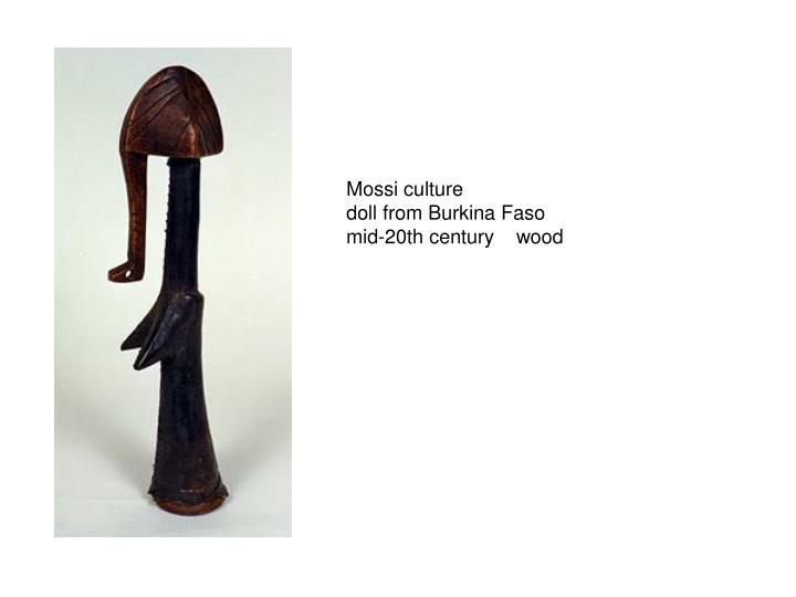 Mossi culture