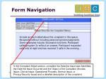 form navigation3