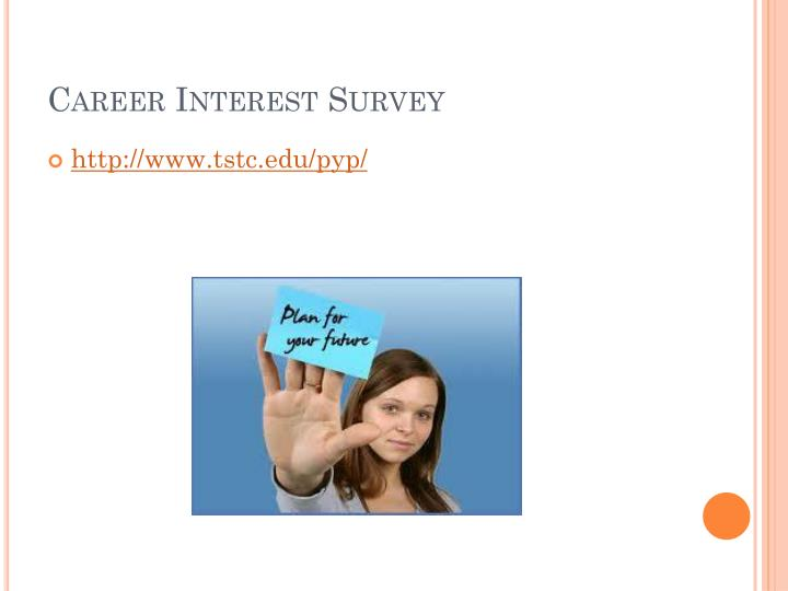 Career Interest Survey