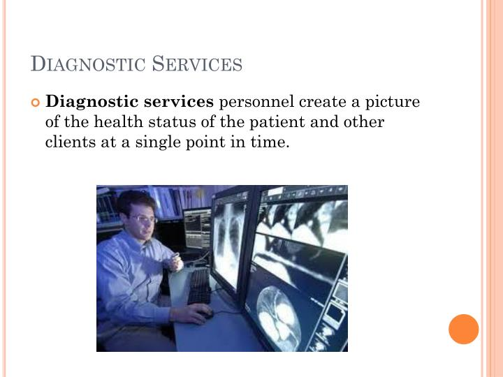 Diagnostic Services