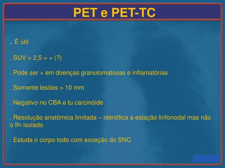 PET e PET-TC