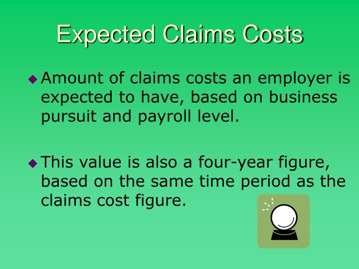 Expected Claims Costs