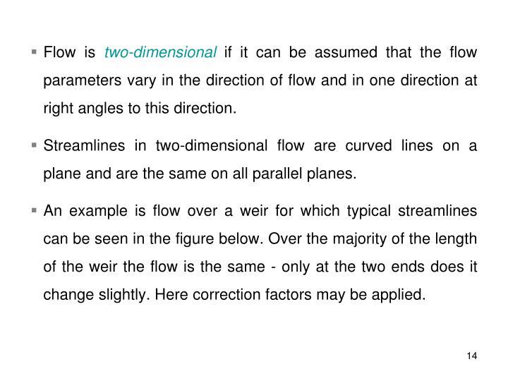 Flow is