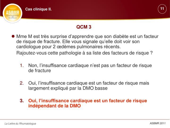 QCM 3