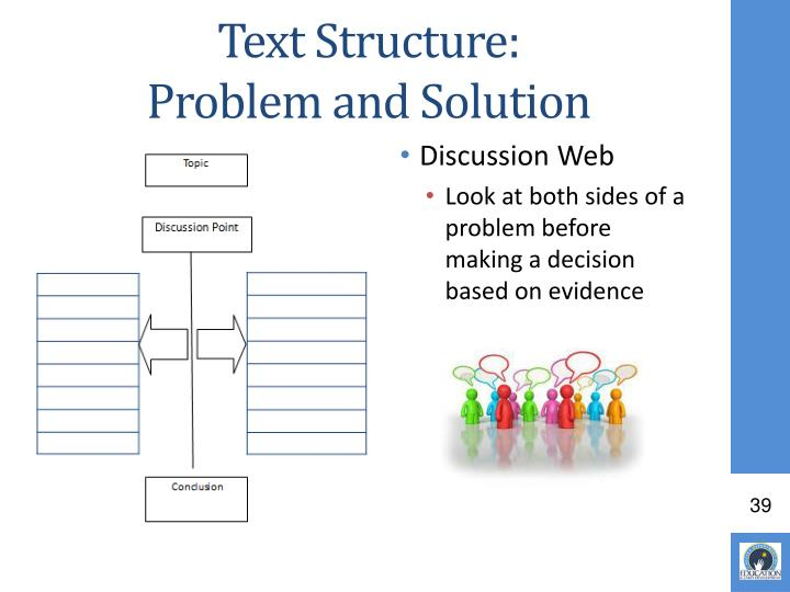 Text Structure: