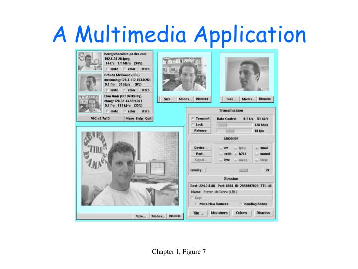 A Multimedia Application