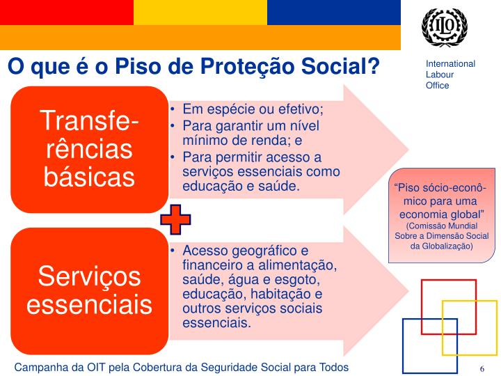 O que é o Piso de Proteção Social?