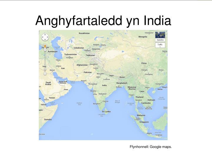 Anghyfartaledd