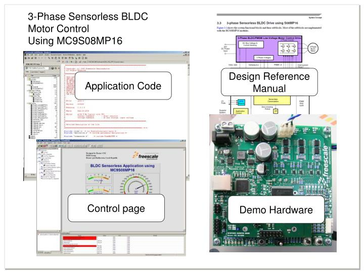 3-Phase Sensorless BLDC