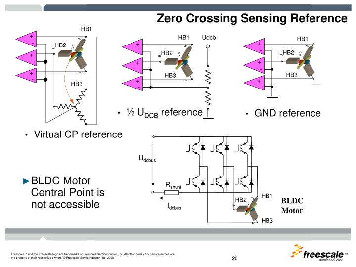 Zero Crossing Sensing Reference
