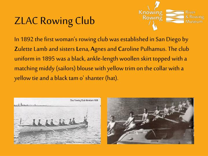 ZLAC Rowing Club
