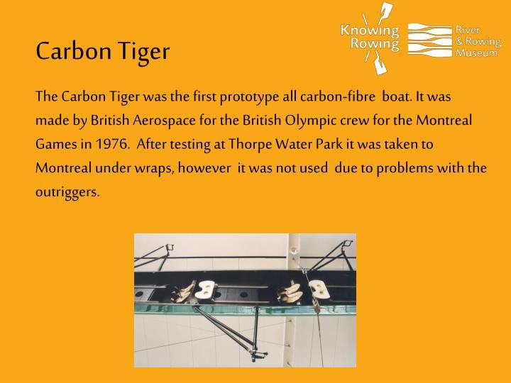 Carbon Tiger
