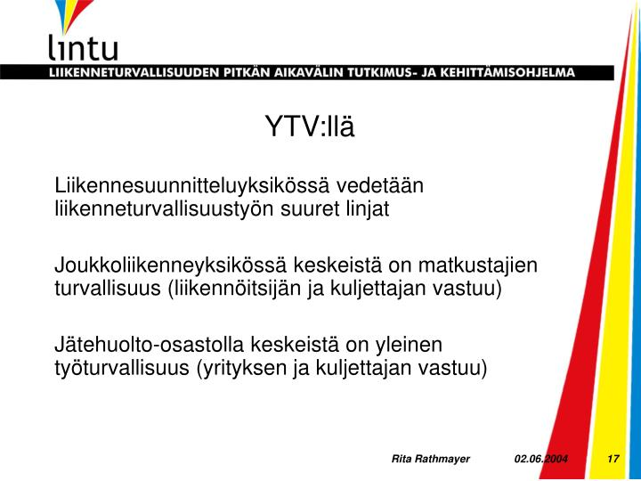 YTV:llä
