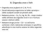 b organska snov v tleh2