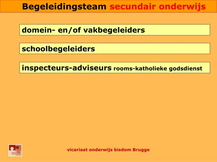 Begeleidingsteam