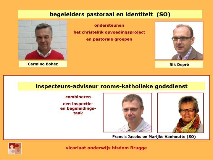 begeleiders pastoraal en identiteit  (SO)