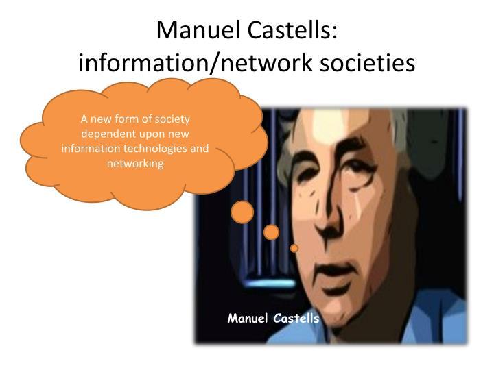 Manuel Castells: