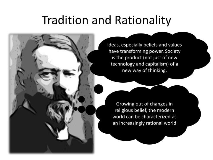 Tradition and Rationality