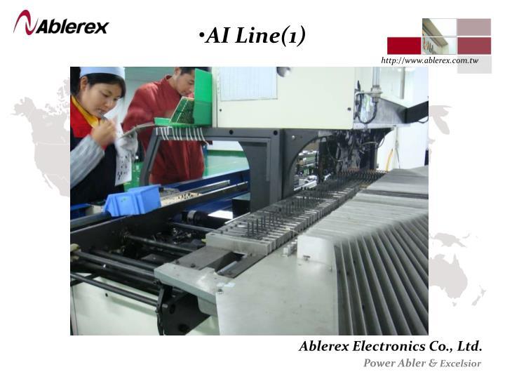 AI Line(1)