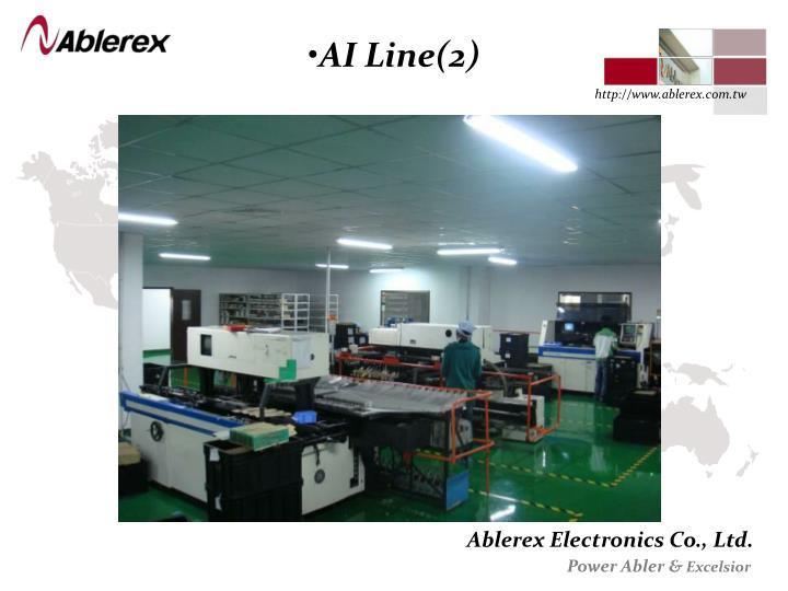 AI Line(2)