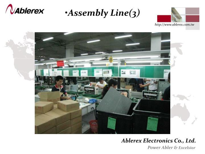 Assembly Line(3)