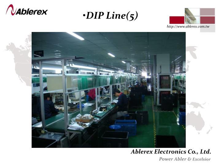 DIP Line(5)