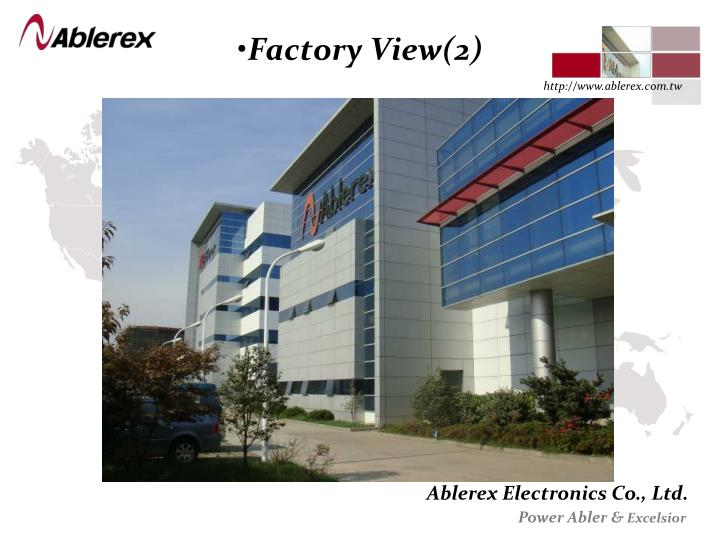 Factory View(2)