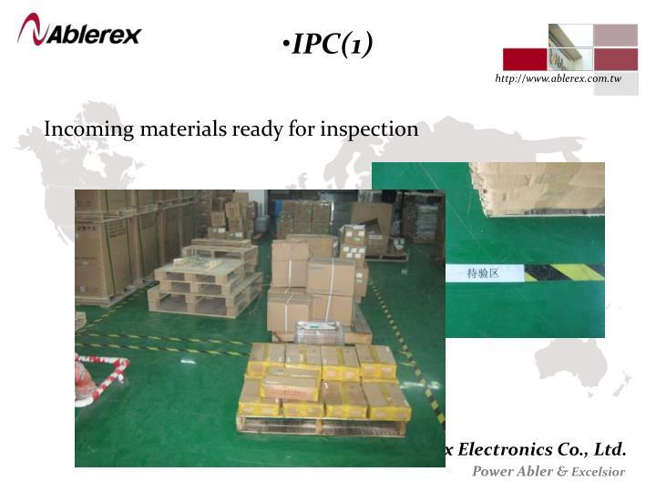 IPC(1)