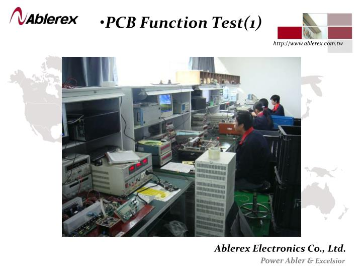 PCB Function Test(1)