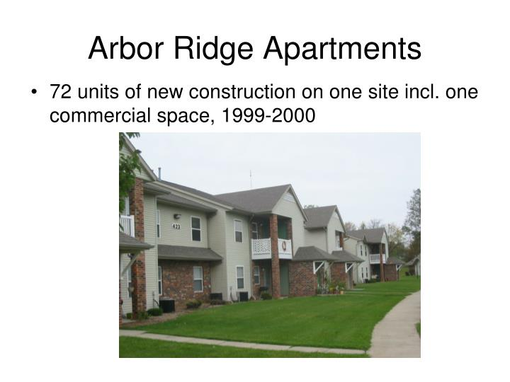 Arbor Ridge Apartments