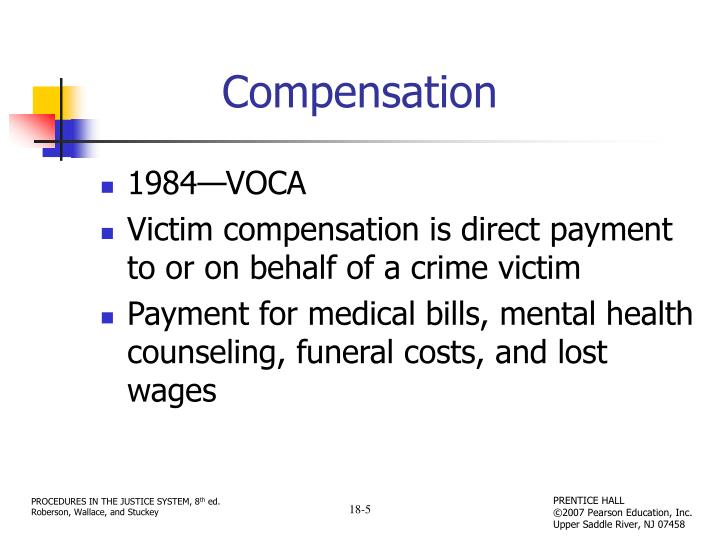 concept of victim and victim assistance Are you a victim assistance or victim compensation administrator  dc 20531 the office for victims of crime is a component of the office of justice programs, .