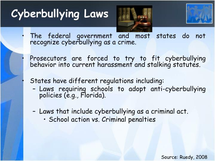 Cyberbullying Laws