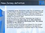 new jersey definition1