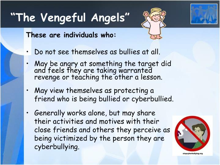 """The Vengeful Angels"""