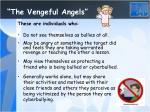 the vengeful angels