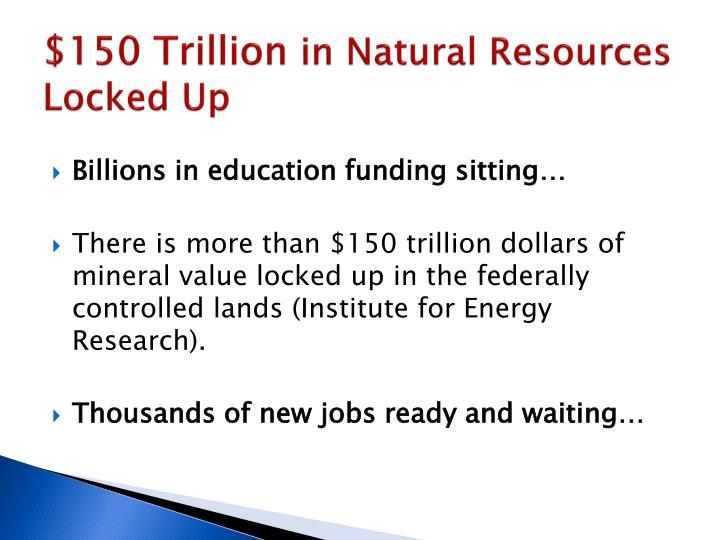 $150 Trillion