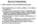 no son invenciones1