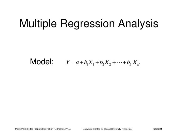 multiple regression research paper Multiple regression analysis: key to social science research - kunal gaurav -  term paper - economics - statistics and methods - publish your bachelor's or.