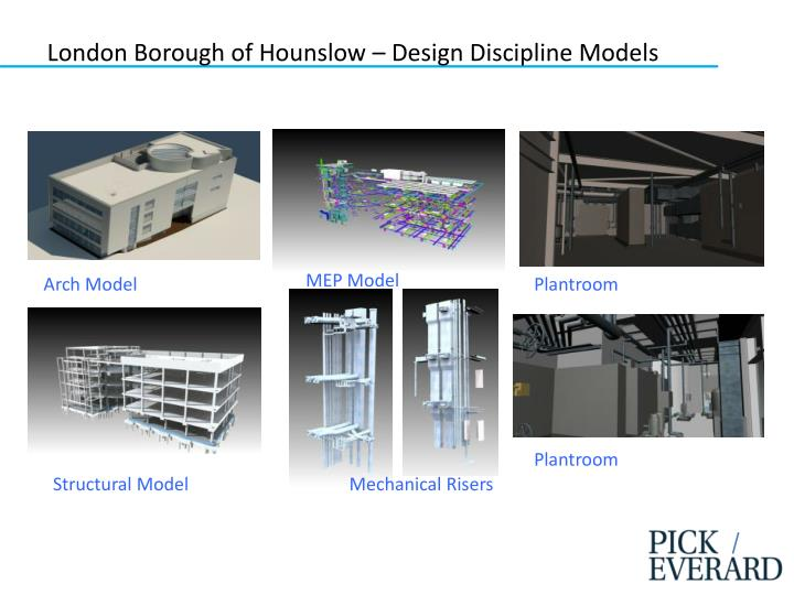 London Borough of Hounslow – Design Discipline Models