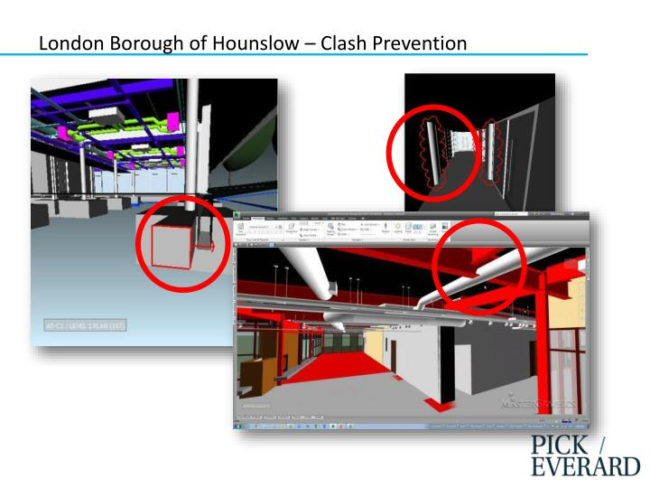London Borough of Hounslow – Clash Prevention