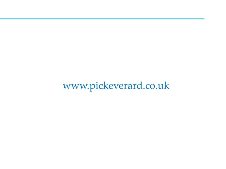 www.pickeverard.co.uk