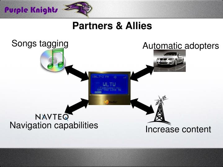 Partners & Allies
