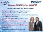 genesis32 iconics