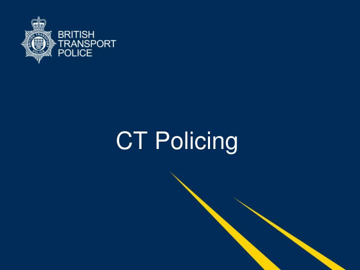 CT Policing