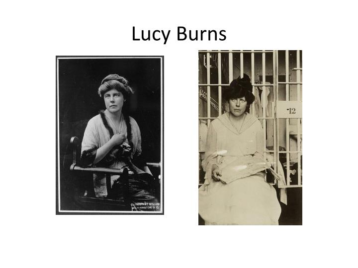 Lucy Burns
