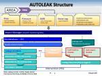 autoleak structure