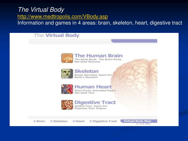 The Virtual Body