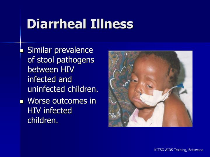Diarrheal Illness