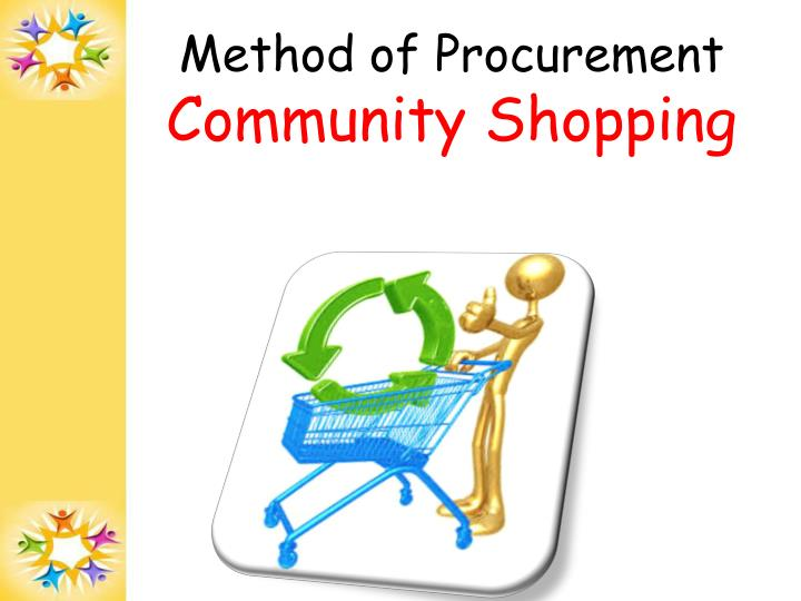 Method of Procurement