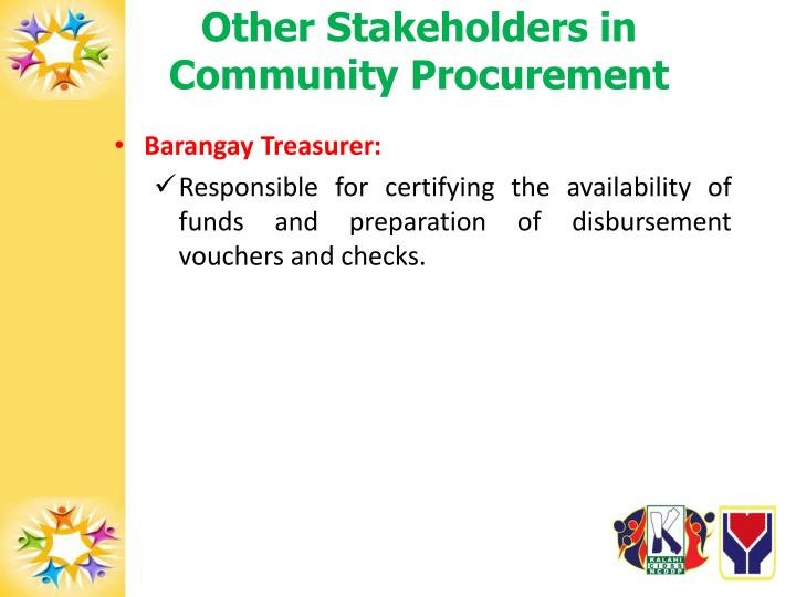 Other Stakeholders in